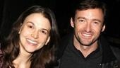 Steven Spielberg and Hugh Jackman Go Green at Shrek the Musical – Hugh Jackman – Sutton Foster