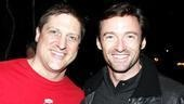 Steven Spielberg and Hugh Jackman Go Green at Shrek the Musical – Hugh Jackman – Christopher Sieber