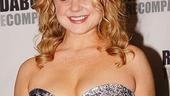 followed by former Wicked star Kendra Kassebaum