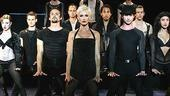 Amra-Faye Wright as Velma Kelly in Chicago.