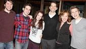 Next to Normal Recording – Alice Ripley - J. Robert Spencer - Aaron Tveit - Louis Hobson – Adam Chanler-Berat – Jennifer Damiano