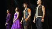 West Side Story opening  cc George Akram - Karen Olivo  Cody Green  Curtis Holbrook
