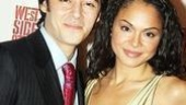 West Side Story opening – George Akram – Karen Olivo