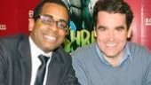 Shrek the Musical CD Signing – Daniel Breaker – Brian d'Arcy James