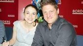 Shrek the Musical CD Signing – Sutton Foster – Christopher Sieber