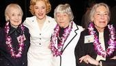 South Pacific 60th Anniversary Reunion – Laura Osnes – Iva Withers – Mary Rodgers Guettel – Alice Hammerstein Mathias
