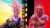 Faith Prince Debuts as Ursula – Faith Prince –Norm Lewis