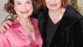 Joy Behar at Irena's Vow - Tovah Feldshuh - Joy Behar