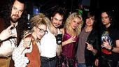 Zac Efron at Rock of Ages  Tad Wilson  Lauren Molina  Mitchell Jarvis  Amy Spanger  Zac Efron  Constantine Maroulis