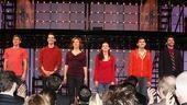 Next to Normal Opening Night – Aaron Tveit – J. Robert Spencer – Alice Ripley – Jennifer Damiano – Adam Chanler-Berat – Louis Hobson