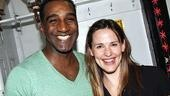 Jennifer Garner Visits The Little Mermaid – Jennifer Garner – Norm Lewis