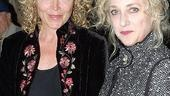Stage and screen vets Amy Irving and Carol Kane add some more star power to the opening.