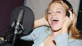 9 to 5 Original Cast Recording Session – Megan Hilty