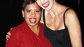 Michelle Williams and Chandra Wilson at Chicago  Chandra Williams  Amra-Faye Wright