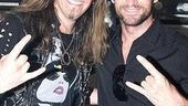 Hugh Jackman at ROA  Joel Hoekstra  Hugh Jackman