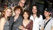 Susan Sarandon at Rock of Ages  Amy Spanger  Susan Sarandon  Tim Robbins  Adrea Martin  Constantine Maroulis  James Carpinello
