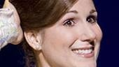 Stephanie J. Block as Judy Berly in 9 to 5.