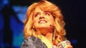 "Amy Spanger in ""Rock of Ages"""