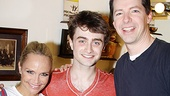 Kristin Chenoweth 2010  Daniel Radcliffe visit - 20