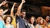 Broadway dreams do come true for Marcy Harriell, Christopher Jackson and the cast of In the Heights.