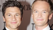 2011 Tony Awards Red Carpet  David Burtka - Neil Patrick Harris 