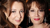The People in the Picture's Donna Murphy and Baby It's You's Beth Leavel (in Jovani Couture).