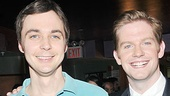 Broadway Bares &#39;11 - Jim Parsons- Rory O&#39;Malley