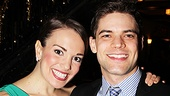Newsies – Opening Night – Jeremy Jordan – Kara Lindsay