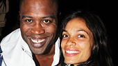 Magic.Bird Opening Night  Kevin Daniels  Rosario Dawson 