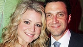 Onstage sister and brother, Kendra Kassebaum and Raúl Esparza make a great team!