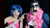 2012 Audience Choice Awards Photo Booth  - Celia Keenan-Bolger – Adam Chanler-Berat