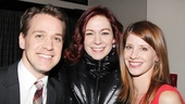Cat on a Hot Tin Roof  opening  T.R. Knight  Carrie Preston  Mandy Siegfried