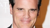 Michael Park, who plays Gooper, charms at the after-party.