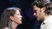 Kelli O'Hara as Francesca Johnson & Steven Pasquale as Robert Kincaid in The Bridges of Madison County