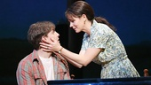 Derek Klena as Michael & Kelli O'Hara as Francesca Johnson in The Bridges of Madison County
