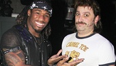 OP - Rock of Ages - DeAngelo Williams - Genson Blimline