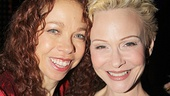 Original Les Miz star Jennifer Butt & Tracy Shayne catch up.