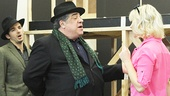 Vincent Pastore & Helene Yorke of Bullets Over Broadway