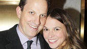 Meet Violet star Sutton Foster's fiance, Ted Griffin!