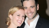Lysistrata Jones alum Patti Murin and Violet's Colin Donnell hang out at the gala.