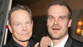 Bill Irwin reunites with his Who's Afraid of Virginia Woolf? co-star David Harbour.