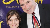 Tony nominee Richard Kind and his niece enjoy a night on the town.