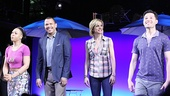 If/Then - Opening - OP - 3/14 - Tamika Lawrence - Jerry Dixon - Jenn Colella - Jason Tam