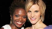 If/Then co-stars LaChanze and Jenn Colella play lovebirds in the new musical.