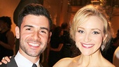 Adam Kantor reunites with his former Last Five Years co-star, Bullets babe Betsy Wolfe.