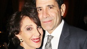 Andrea Martin and Tony Shalhoub of Act One.