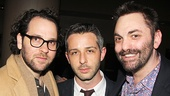 Cabaret - Opening - OP - 4/14 - Sam Gold - Jeremy Strong - Christopher Shinn