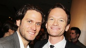 Steven Pasquale and Neil Patrick Harris.