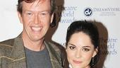 Theatre World Awards - OP - 6/14 - Dylan Baker - Sarah Greene