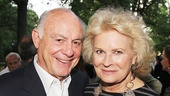 Stage and screen star Candice Bergen and her husband, philanthropist Marshall Rose.
